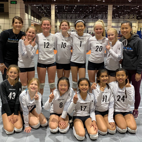 Training Programs Norcal Volleyball Club