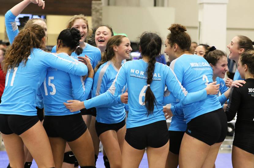 Summer Training Norcal Volleyball Club